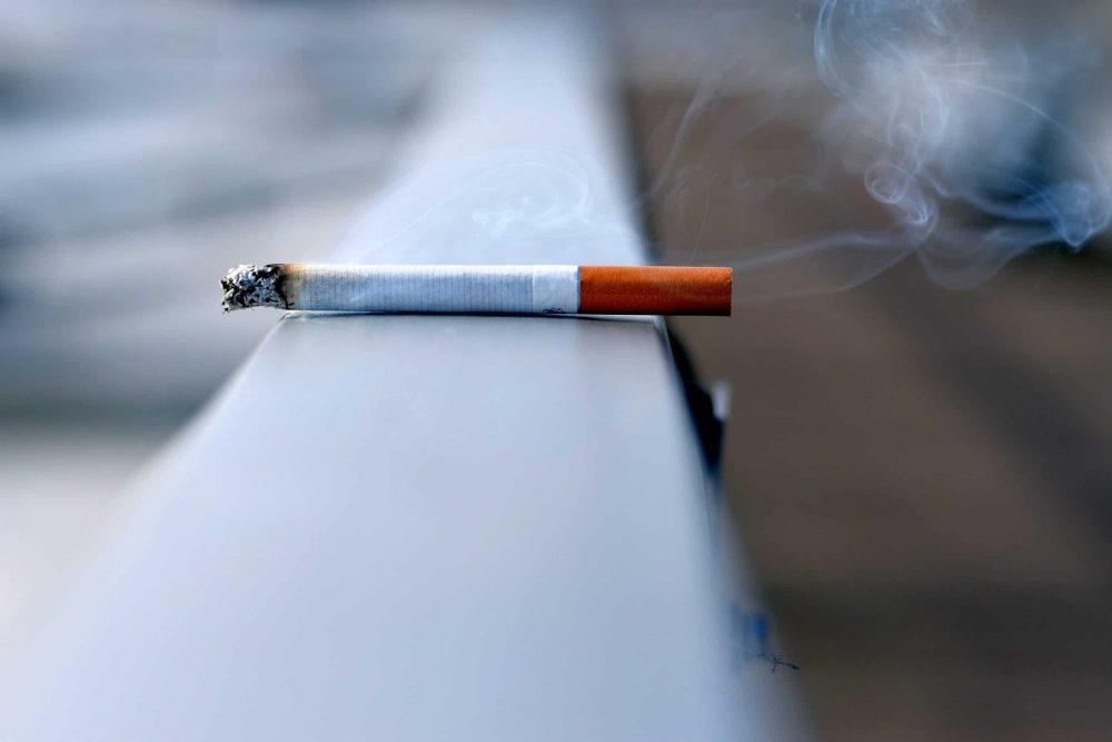 Cigarette (credit Andreas Siimon)