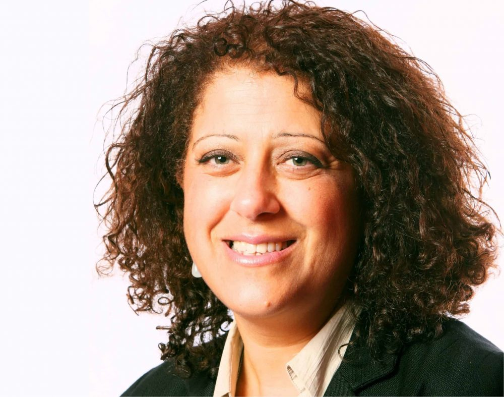 Ponders End councillor Ayfer Orhan, who represents Community First