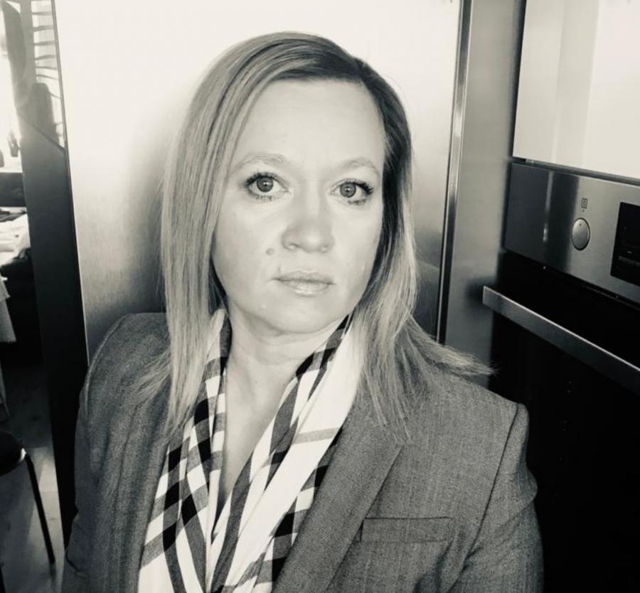 Enfield Connections adviser Izabella Sowe