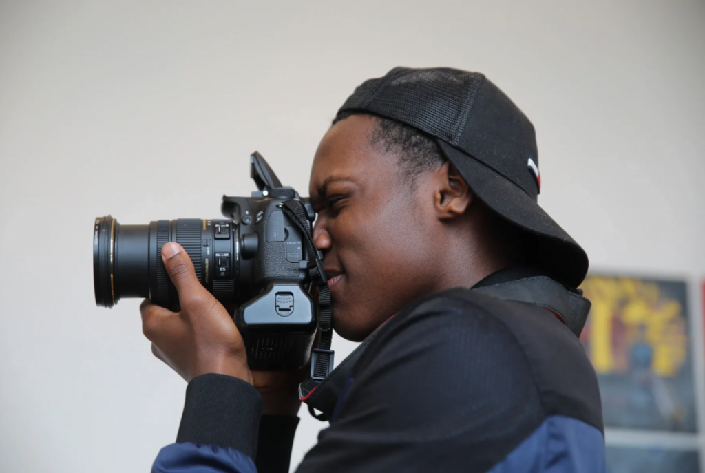 Free workshops run by NYCC help local youths learn new creative skills