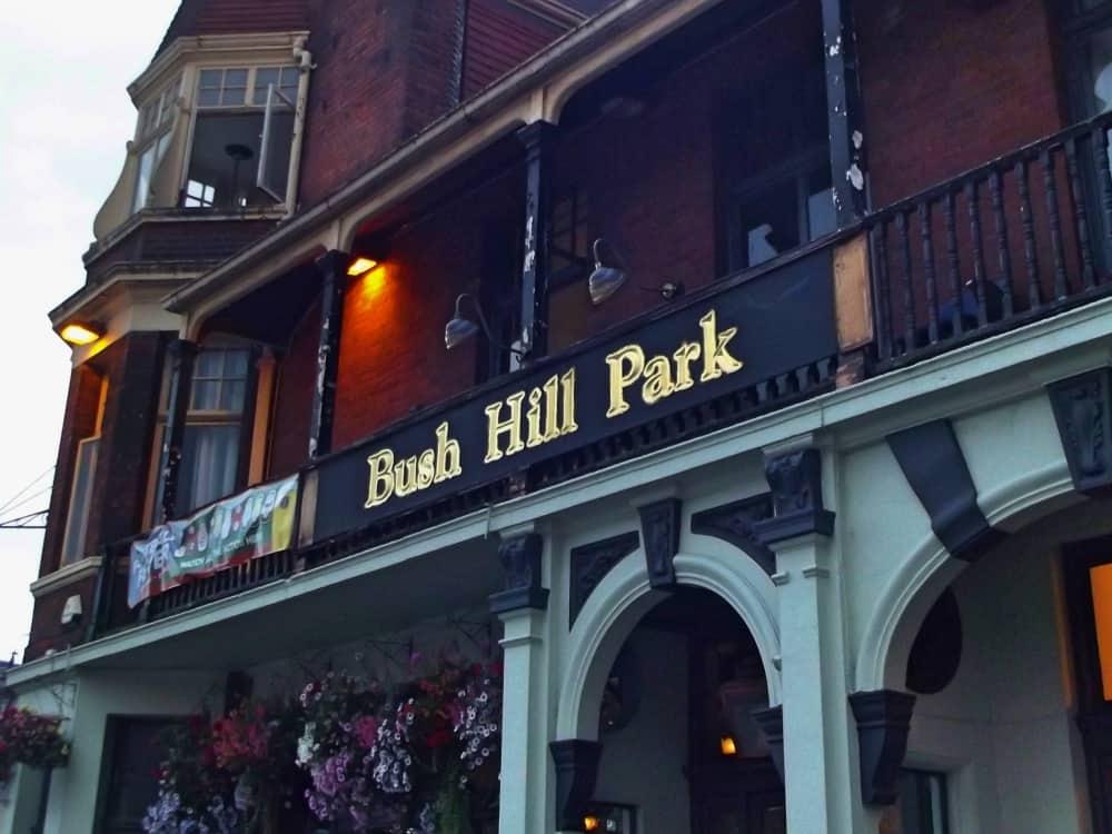 Bush Hill Park Public House