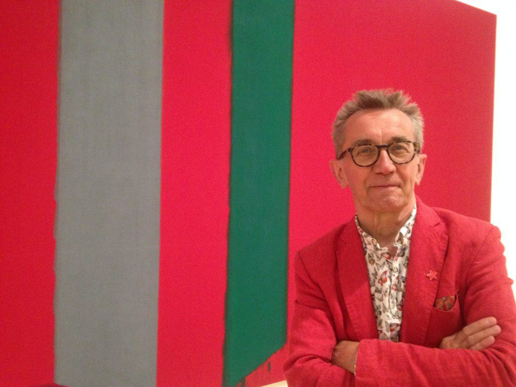 Palmers Green resident David Williamson runs Talkies Community Cinema and also helps run Broomfield Summer Festival