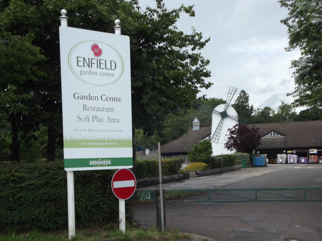 Enfield Garden Centre in Cattlegate Road was sold to a developer for £6m in 2018