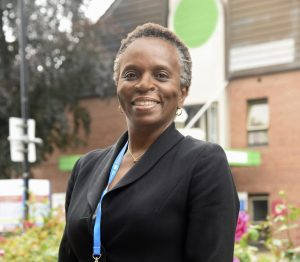 Dr Nnenna Osuji (credit North Middlesex University Hospital NHS Trust)