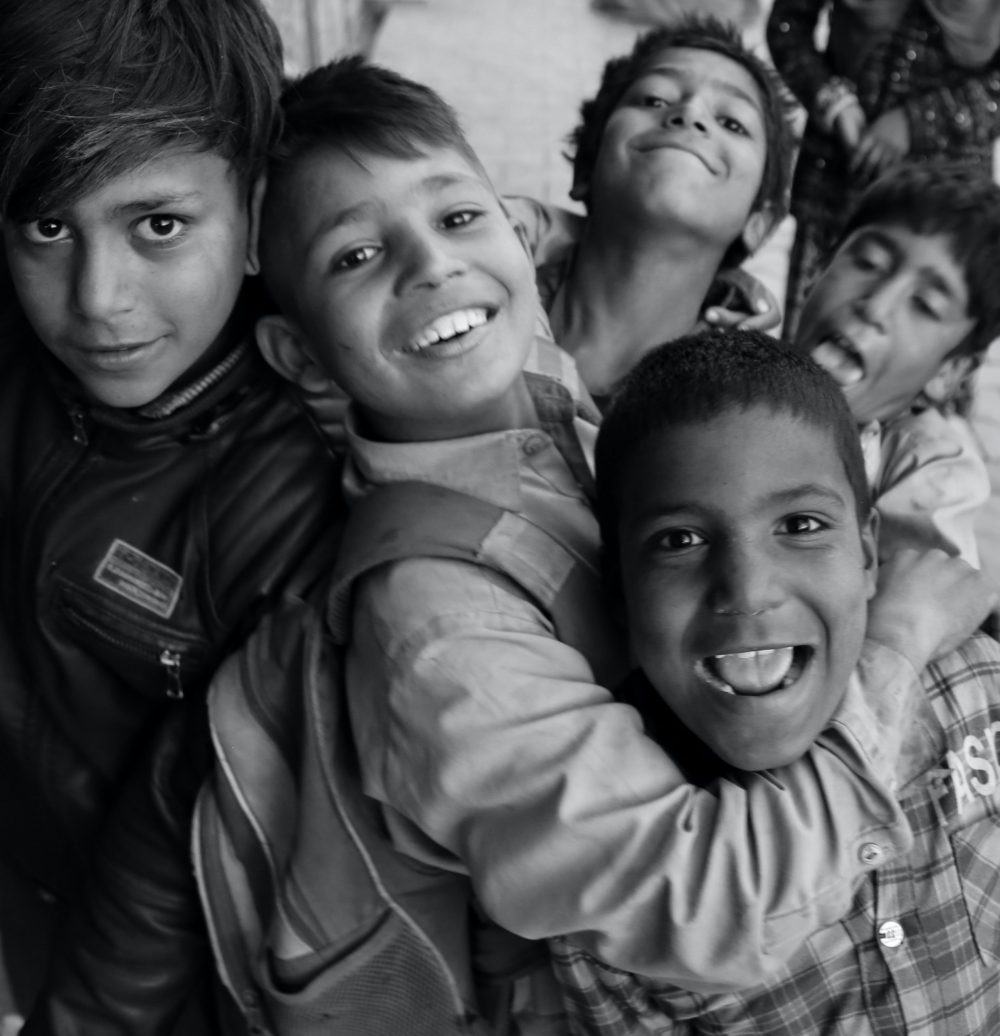 Children in Kabul, Afghanistan (credit Ramin Rahman on Unsplash)