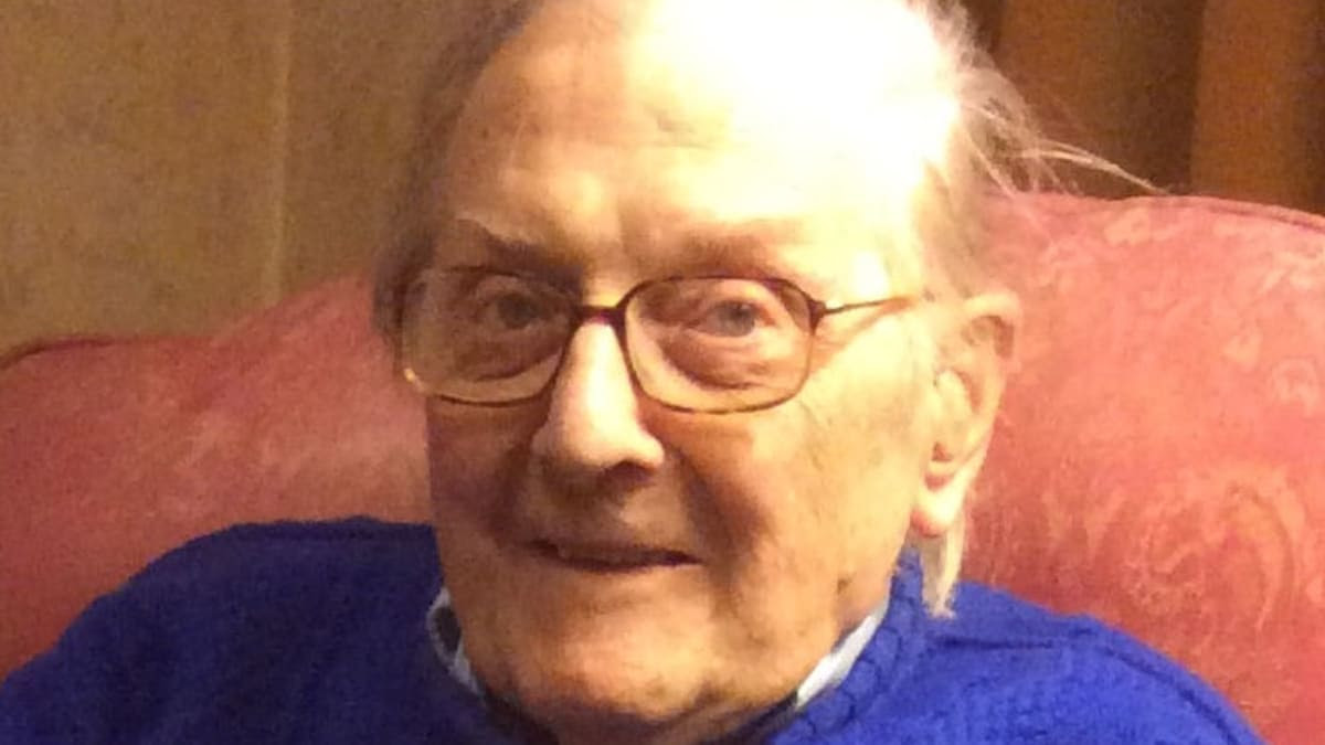 Peter Gouldstone, who died in November 2018 following a burglary at his home