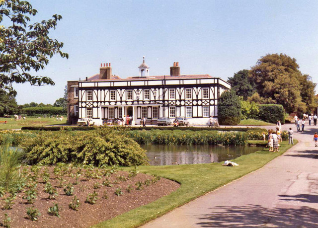 Broomfield House pictured in 1981