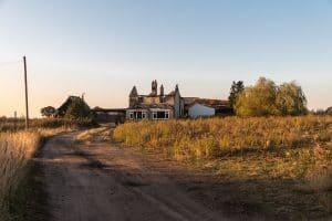 Sloeman's Farm in Whitewebbs Road, Enfield