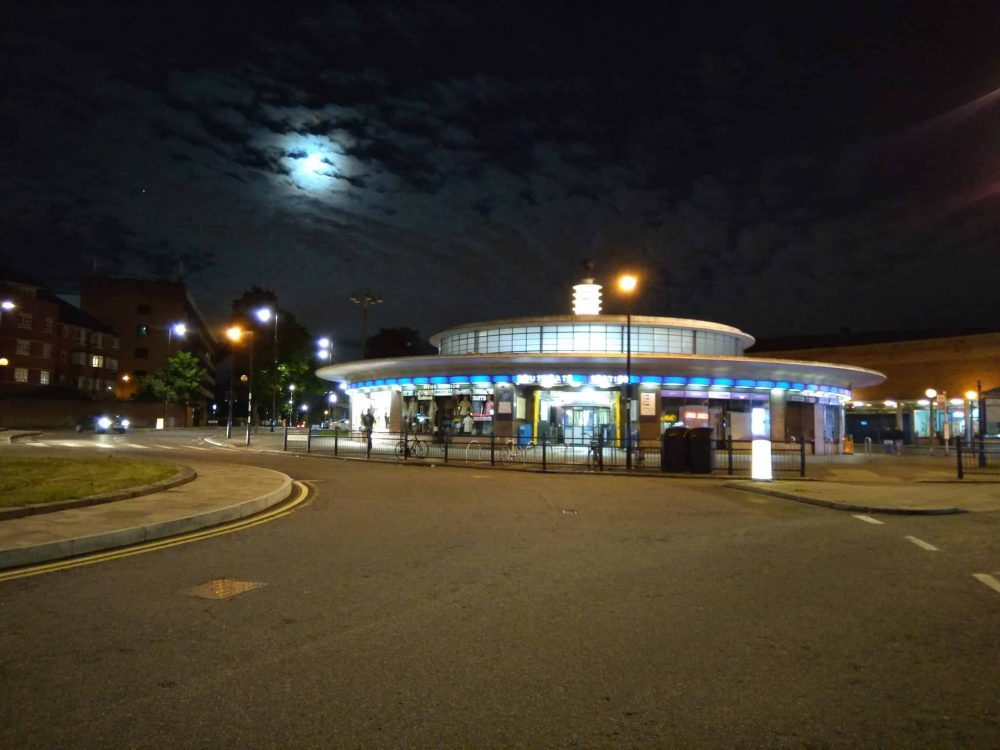 Southgate Station
