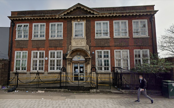 Special needs school West Lea is based at the former Ponders End Technical Institute